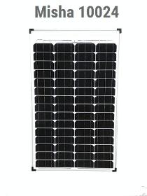 panneau photovoltaïque 100w